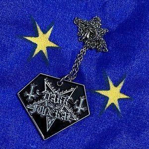 Dark Funeral 2009 Necklace
